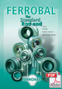 Ferrobal® Rod Ends, Hydraulic Rod Ends, Spherical Plain Bearings