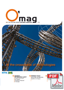 O'mag n°3: At the crossroads of technologies
