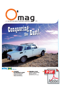 O'mag n°4: Concuering the East!