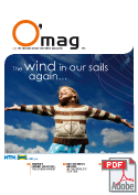 O'mag n°6: The Wind in Our Sails Again...