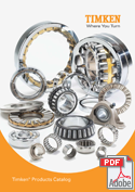 Timken Products Catalog