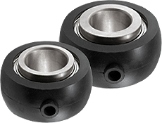 Rubber Mounted Disk Harrow Bearings