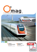 O'mag n°1: Industry and Automotive