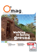 O'mag n°5: Walking on Fertile Ground