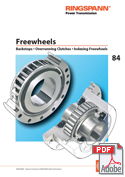 Freewheels: Backstops, Overrunning Clutches, Indexing Freewheels