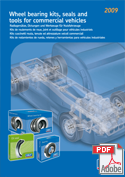 Wheel Bearing Kits, Seals and Tools for Commercial Vehicles