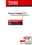 General Catalog. Linear Motion Systems